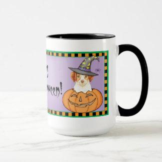 Brittany Halloween Mug