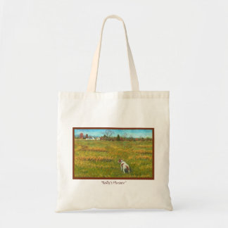 Brittany in Field Tote
