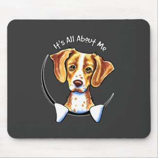 Brittany Its All About Me Mouse Pad