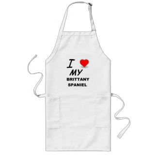 brittany love long apron