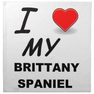 brittany love napkin