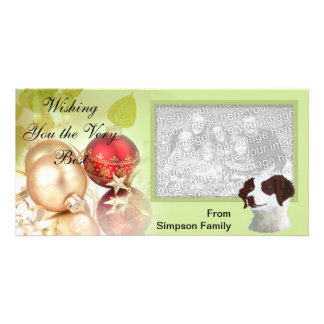 Brittany ~ Merry Christmas Photo Cards