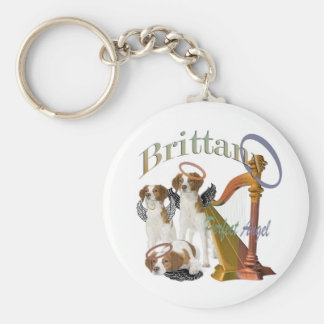 Brittany Perfect Angels Keychain