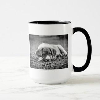Brittany Puppy Mug