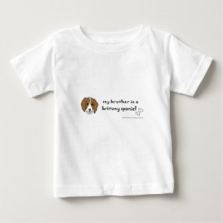 brittany spaniel baby T-Shirt