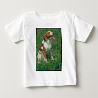 Brittany Spaniel Baby T-Shirt