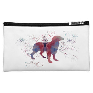 Brittany Spaniel Cosmetic Bags