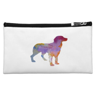 Brittany Spaniel Cosmetics Bags