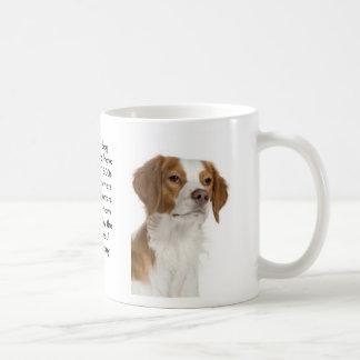 Brittany Spaniel Dog Mug