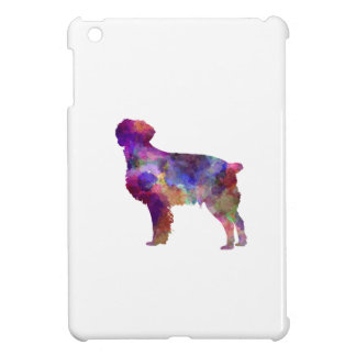 Brittany Spaniel in watercolor Cover For The iPad Mini