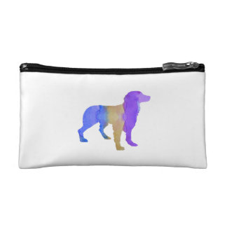 Brittany Spaniel Makeup Bag