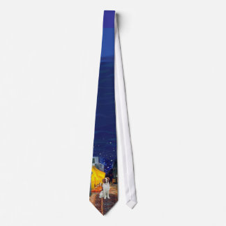Brittany Spaniel - Terrace Cafe Tie
