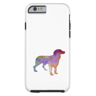 Brittany Spaniel Tough iPhone 6 Case