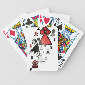 Brittany stoat poker deck