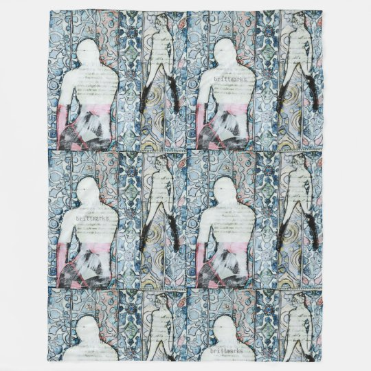 brittmarks art blanket people