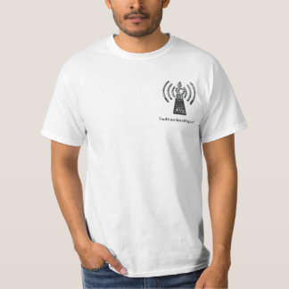 BROADCAST TOWER BW T-Shirt
