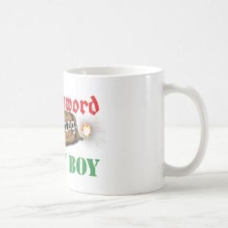 Broadsword Calling Danny Boy Coffee Mug