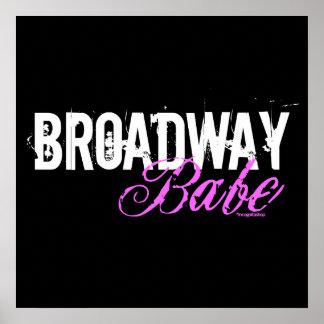 Broadway Babe Poster