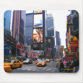 Broadway, Manhattan, NYC mousepad