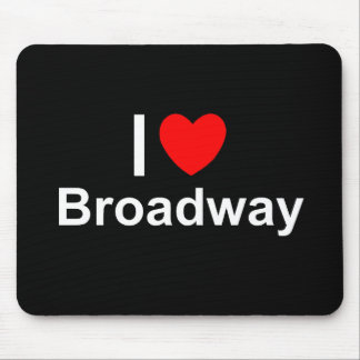 Broadway Mouse Pad