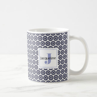 Broadway Quilt Pattern Coffee Mug
