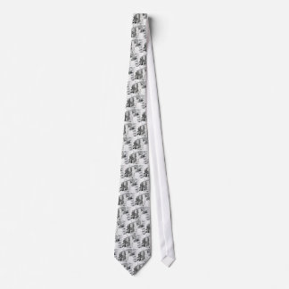 Broadway Times Square Tie