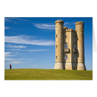 Broadway Tower, Cotswolds, England Card