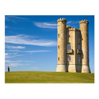 Broadway Tower, Cotswolds, England Postcard