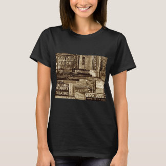 Broadway Women's Shirts (Sepia)