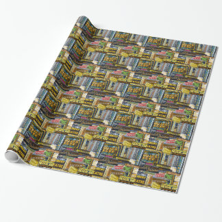 Broadway Wrapping Paper (Colour)