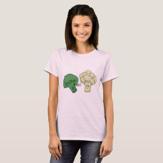 Broccoli and Cauliflower Ghost Shirt