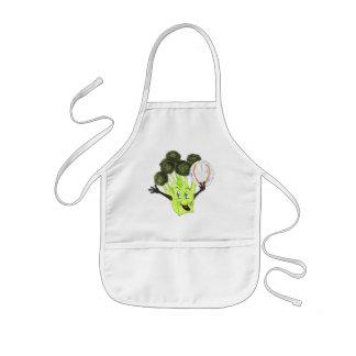 Broccoli Bruno Kids' Apron