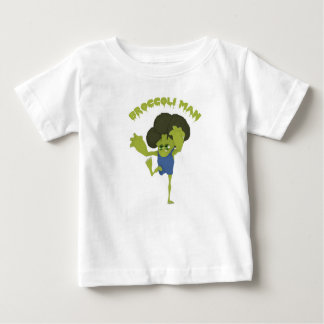 Broccoli Man Baby T-Shirt