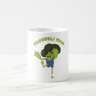 Broccoli Man Coffee Mug