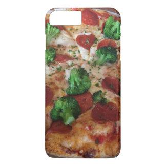 Broccoli Pizza iPhone 8 Plus/7 Plus Case