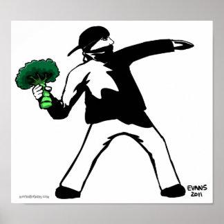 Broccoliksy Poster