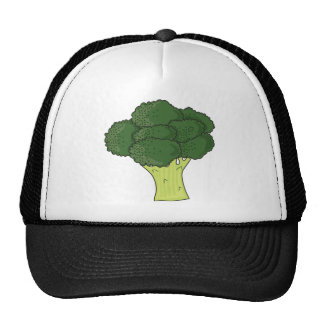 Brocolli Trucker Hat