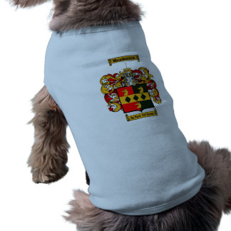Broderick Dog Shirt