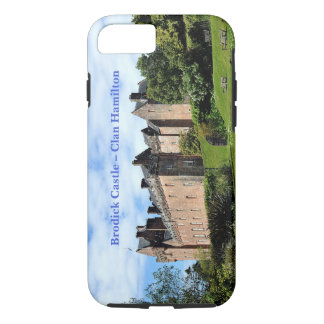 Brodick Castle – Clan Hamilton iPhone 8/7 Case