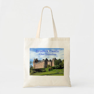 Brodick Castle – Clan Hamilton Tote Bag