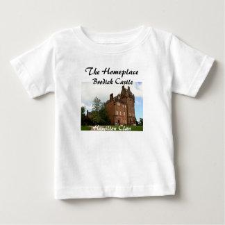 Brodick Castle – Hamilton Clan Baby T-Shirt