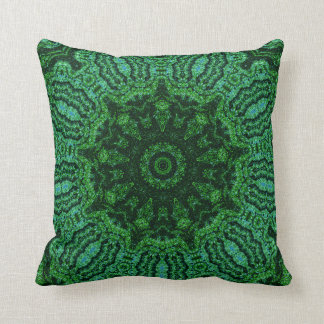 Brohtback Forest Mandala Pillow