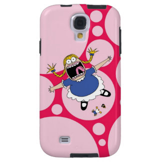 Broke My Doll v5 Samsung Galaxy S4 Case