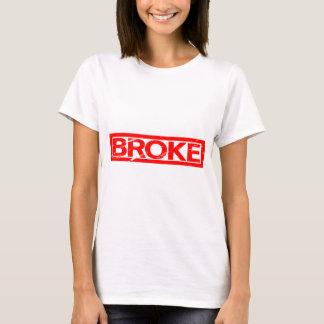 Broke Stamp T-Shirt
