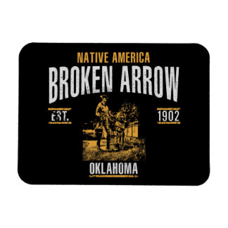 Broken Arrow Magnet