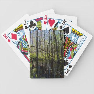 Broken Bravado Bicycle Playing Cards