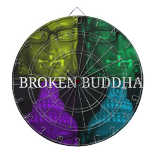 Broken buddha 4 square1 dartboard