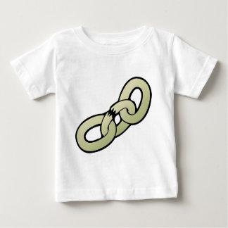 Broken Chain Baby T-Shirt