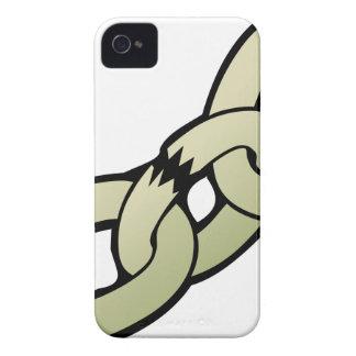 Broken Chain iPhone 4 Cover