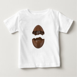 Broken chocolate egg baby T-Shirt